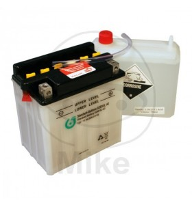 BATTERY MOTORCYCLE YB14L-A2 6-ON