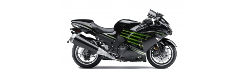 ZZR 1400 F Abs 2013 Special Edition